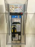 Italian public phones are virtually gone