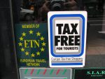 The Tax Free program for tourists shopping in Italy