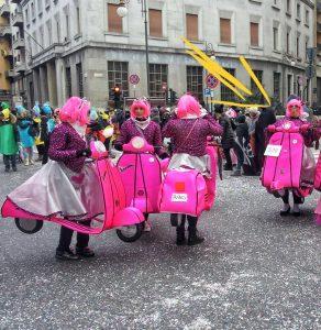 Carnevale 2018 Trieste