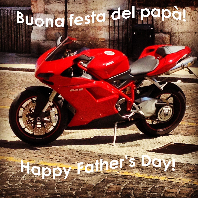 Buona festa del papà!