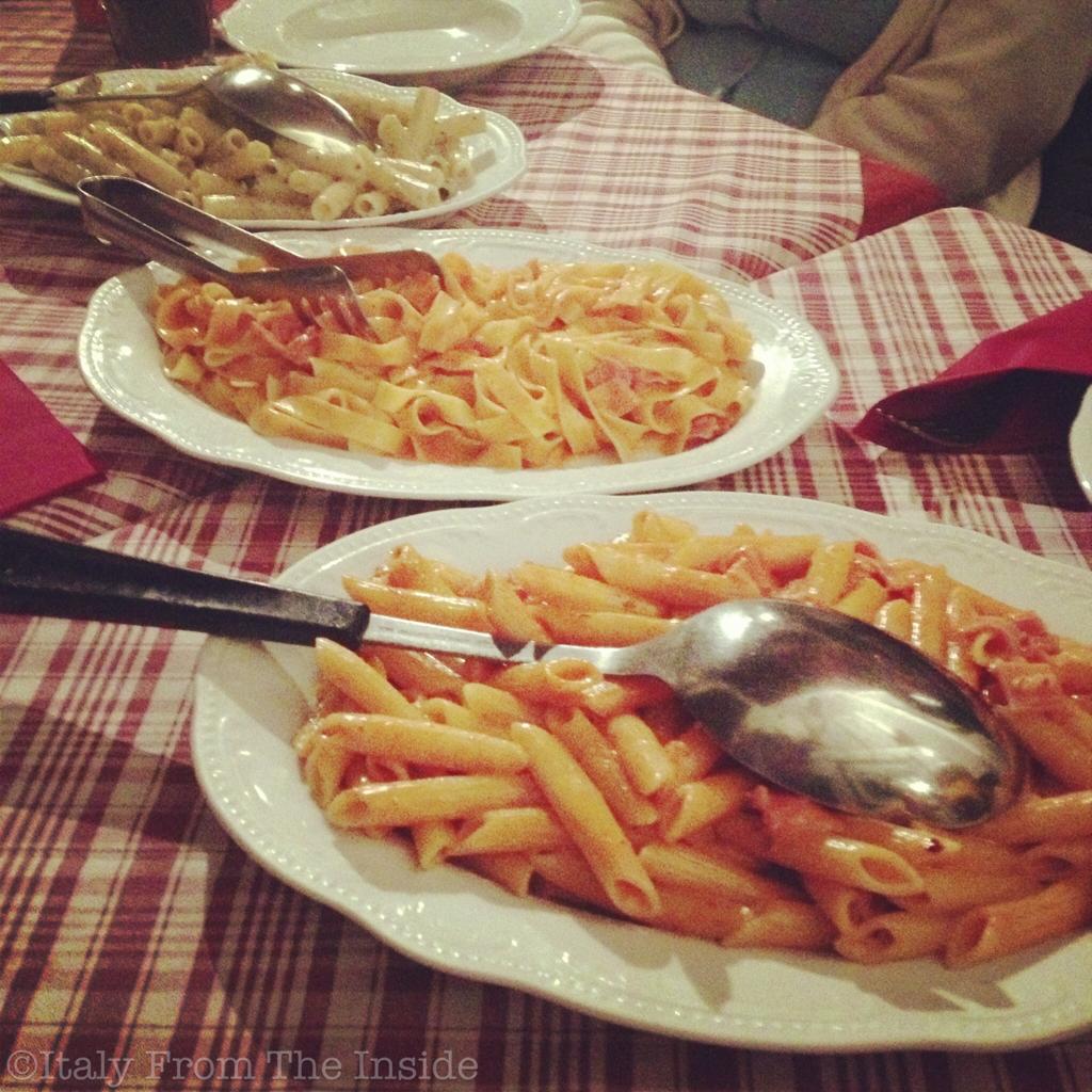 La spaghettoteca - Italy from the Inside