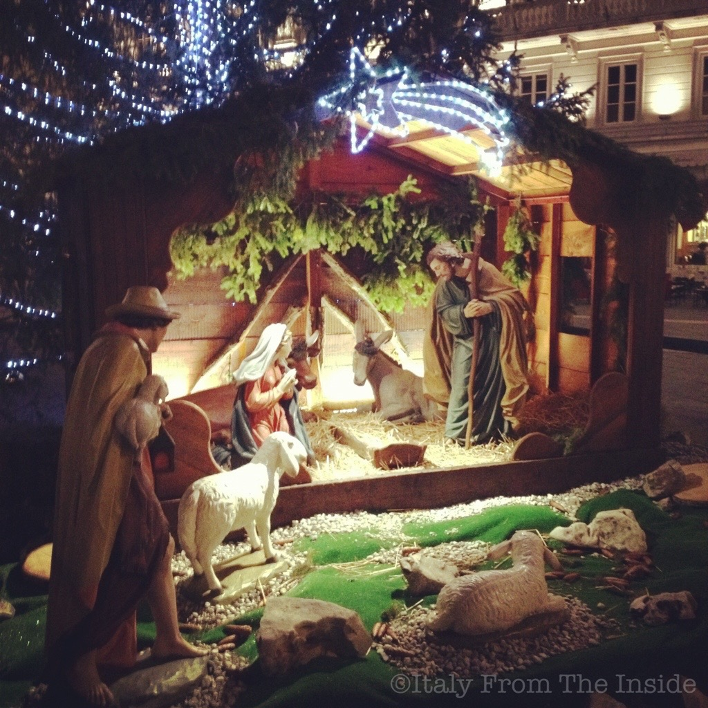 Italian Nativity- Italy from the Inside