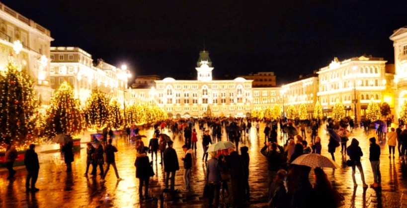 Christmas in Trieste- Italy from the Inside