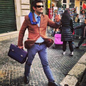 Italian guy- Italy from the Inside