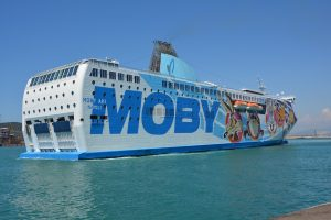 Moby Ferry Line- Italy from the Inside
