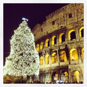 Christmas in Rome- Italy from the Inside