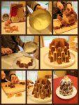 Same Italian Christmas cake recipe, 6 years later…