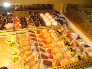 Italian pasticceria- Italy from the Inside