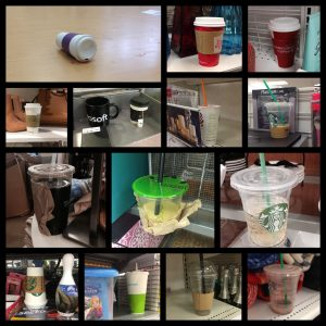 The takeaway coffee cup disaster