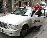 Cabs and Uber in Italy